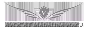 Avocat Madalina Voicu – Avocat Barou Iasi Logo